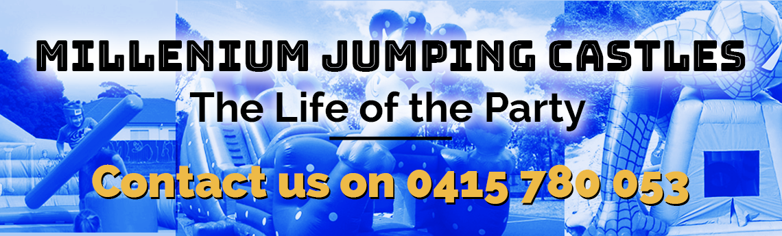 large jumping castle hire Sydney