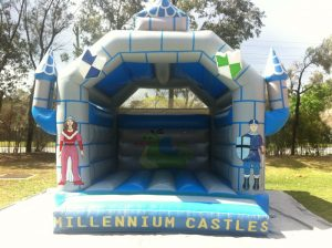 COURTJESTER 5X5 PLAIN ADULTS JUMPING CASTLES AGES 1 TO ADULTS