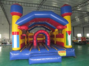 ADULT PLAYLAND 7X4M JUMPING CASTLES 3 TO ADULTS