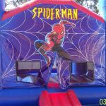 Spiderman plain 4x4m ages from 3 to 12